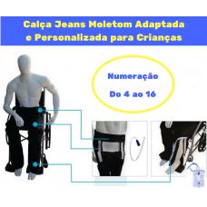CALÇA JEANS MASCULINA INFANTIL - AFILIADOS
